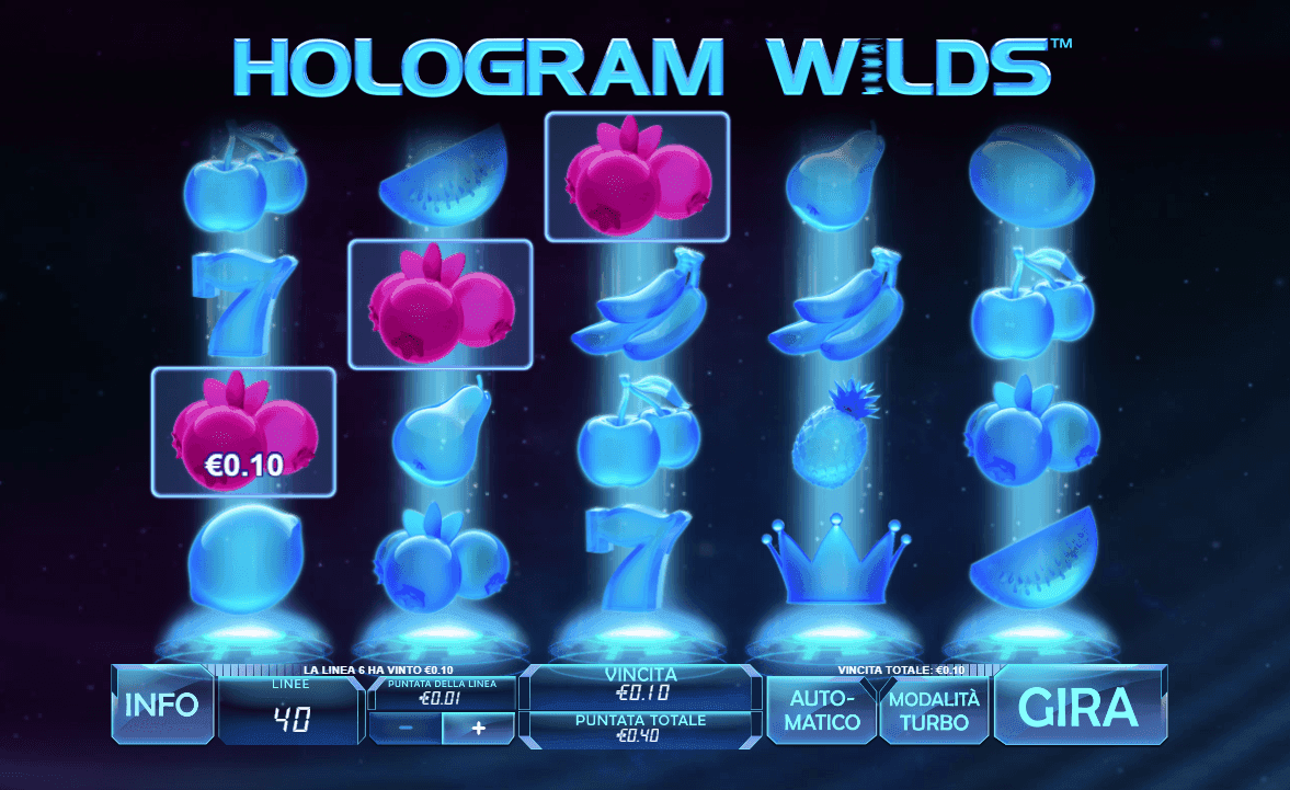 Spiele Hologram Wilds - Video Slots Online