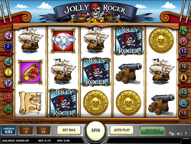 Spiele Rolling Roger - Video Slots Online