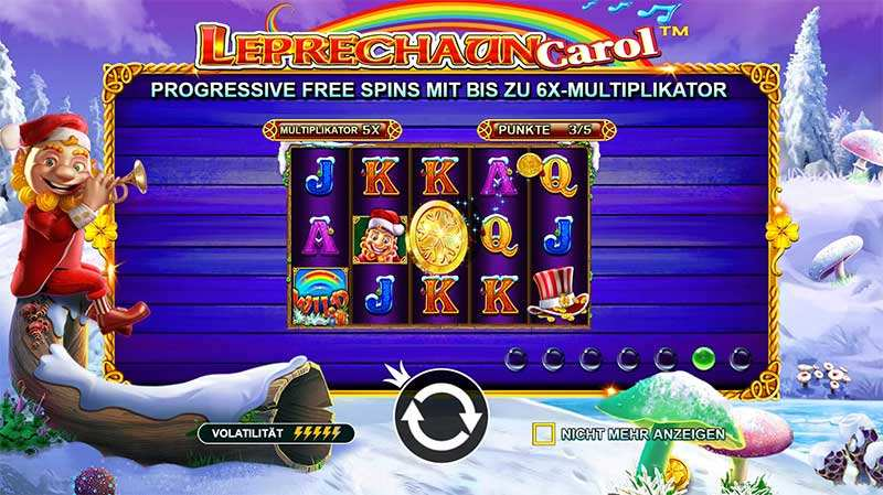Daily free spins casino