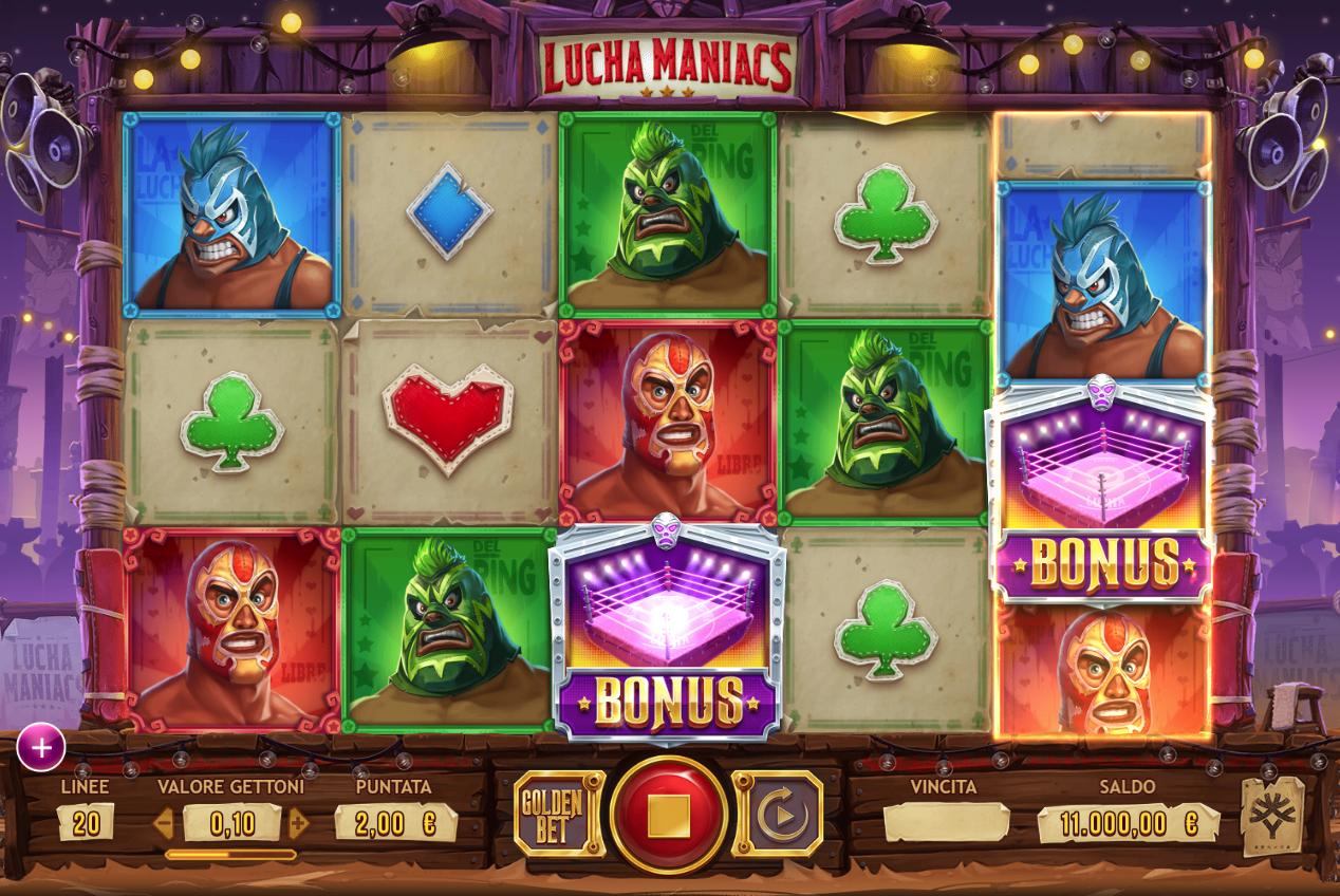 Spiele Maniac House - Video Slots Online