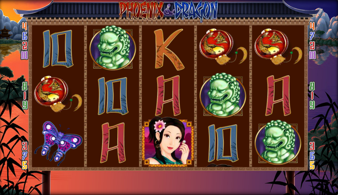 Spiele Dragon Phoenix Prosper - Video Slots Online