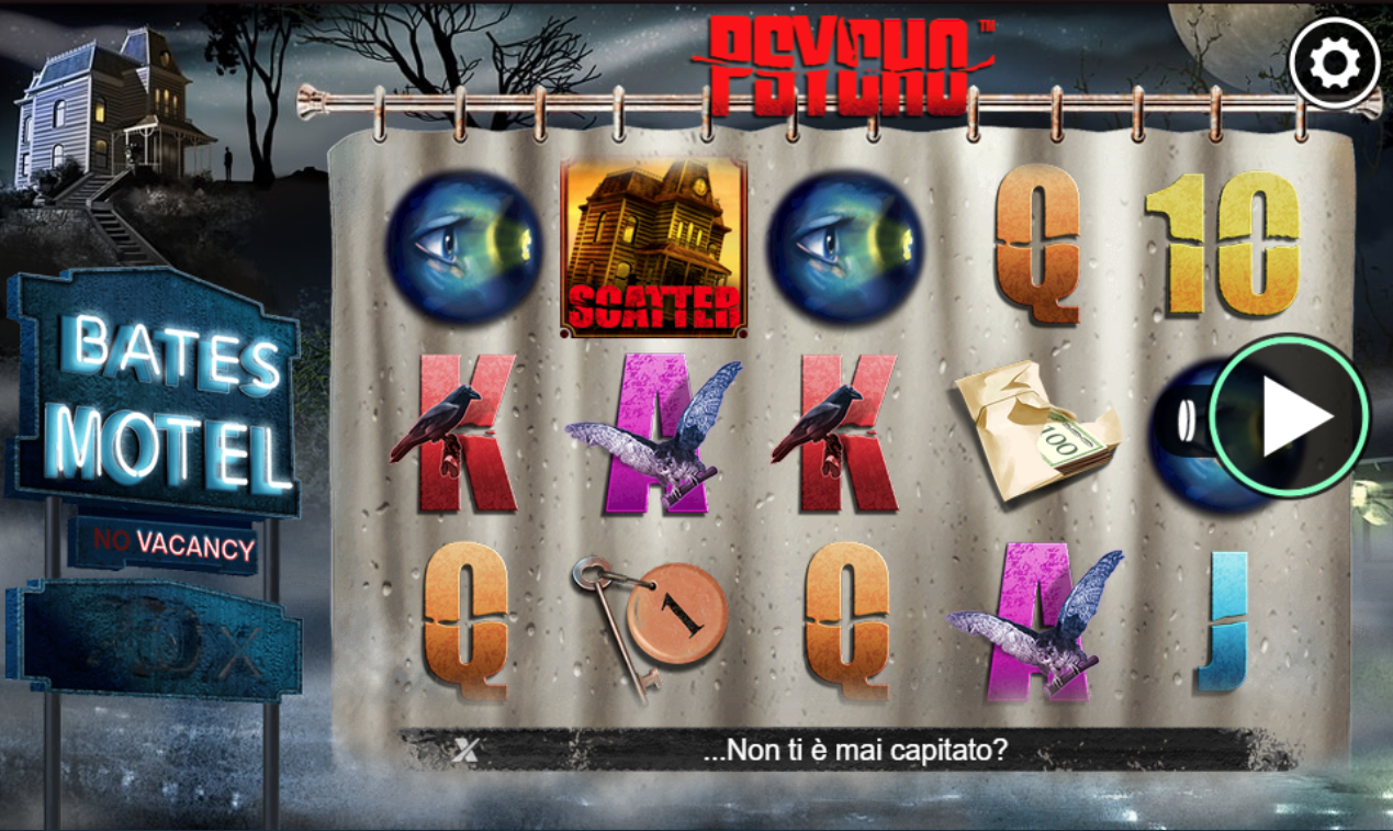 Spielautomat psycho kostenlos online