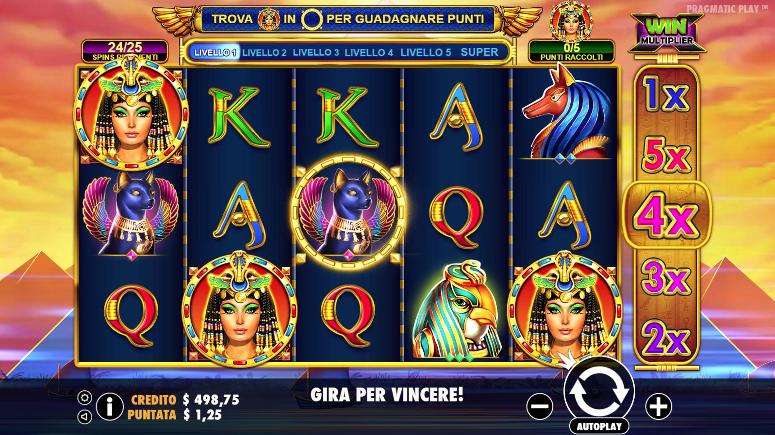 Spiele Queen Of Gold - Video Slots Online