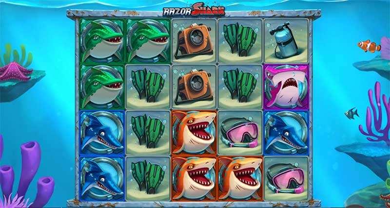 Razor Shark Kostenlos Spielen