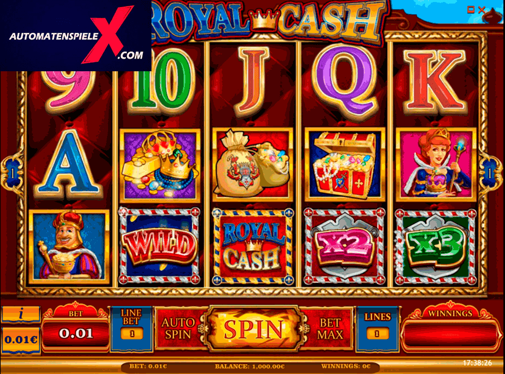 Spiele Royal Court - Video Slots Online