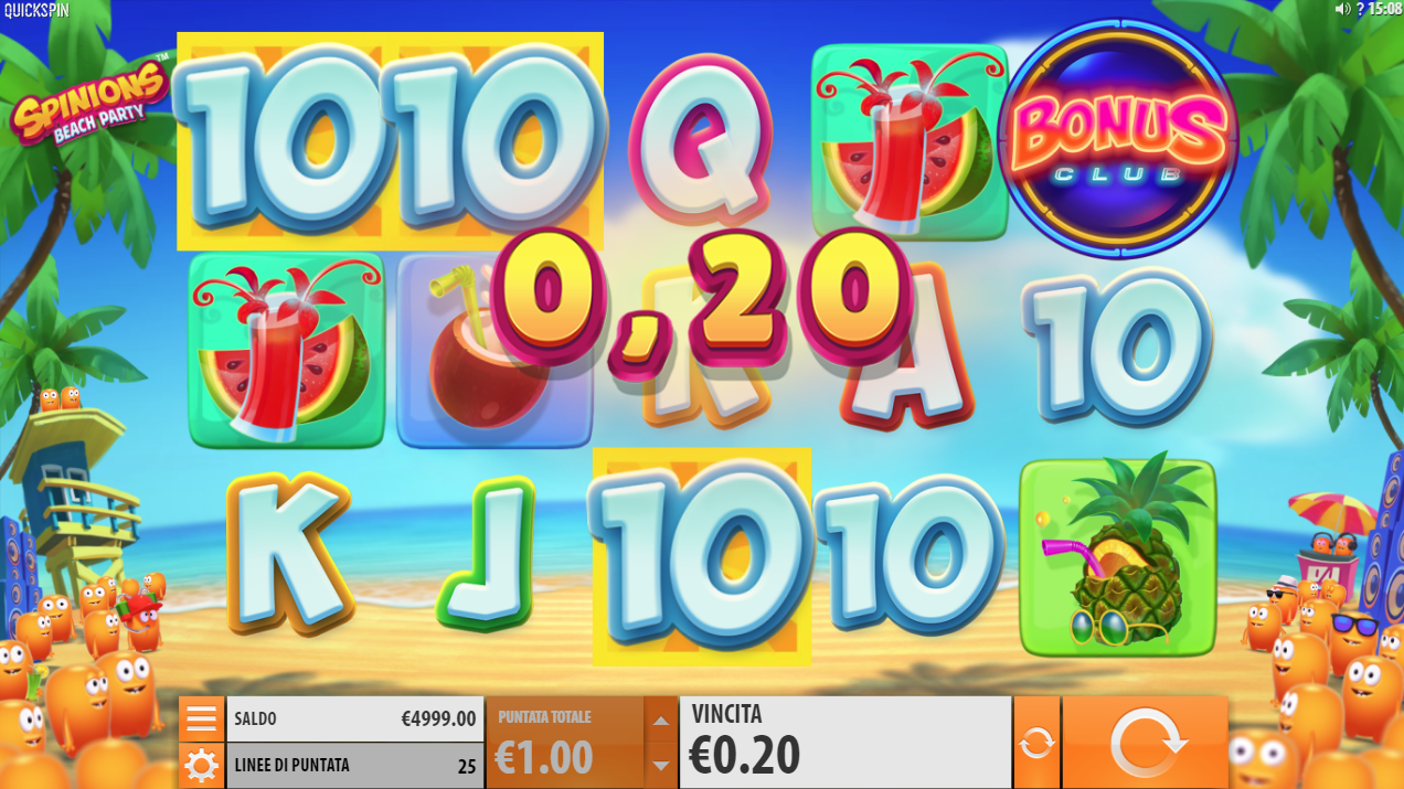 Spiele Scatter Beach Party - Video Slots Online