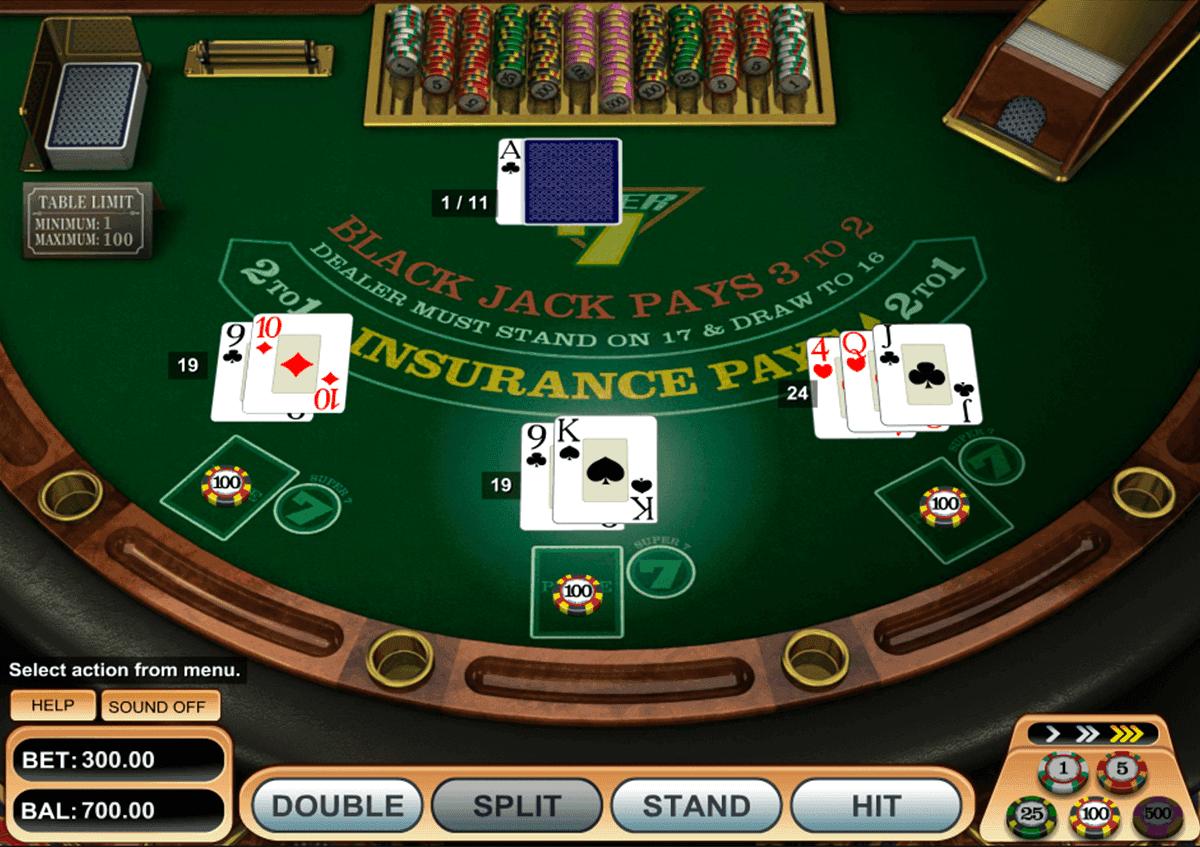 Online Blackjack Kostenlos