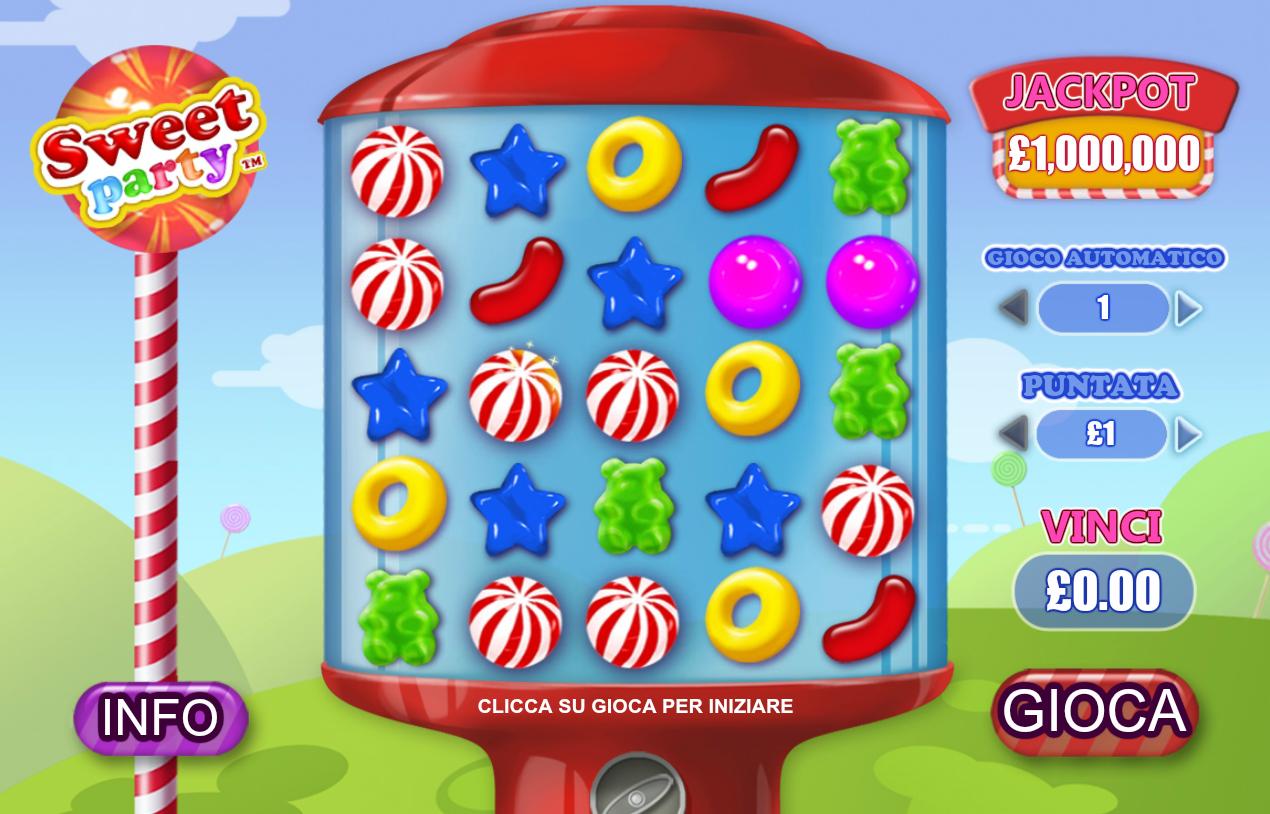 Spiele Sweet Party - Video Slots Online
