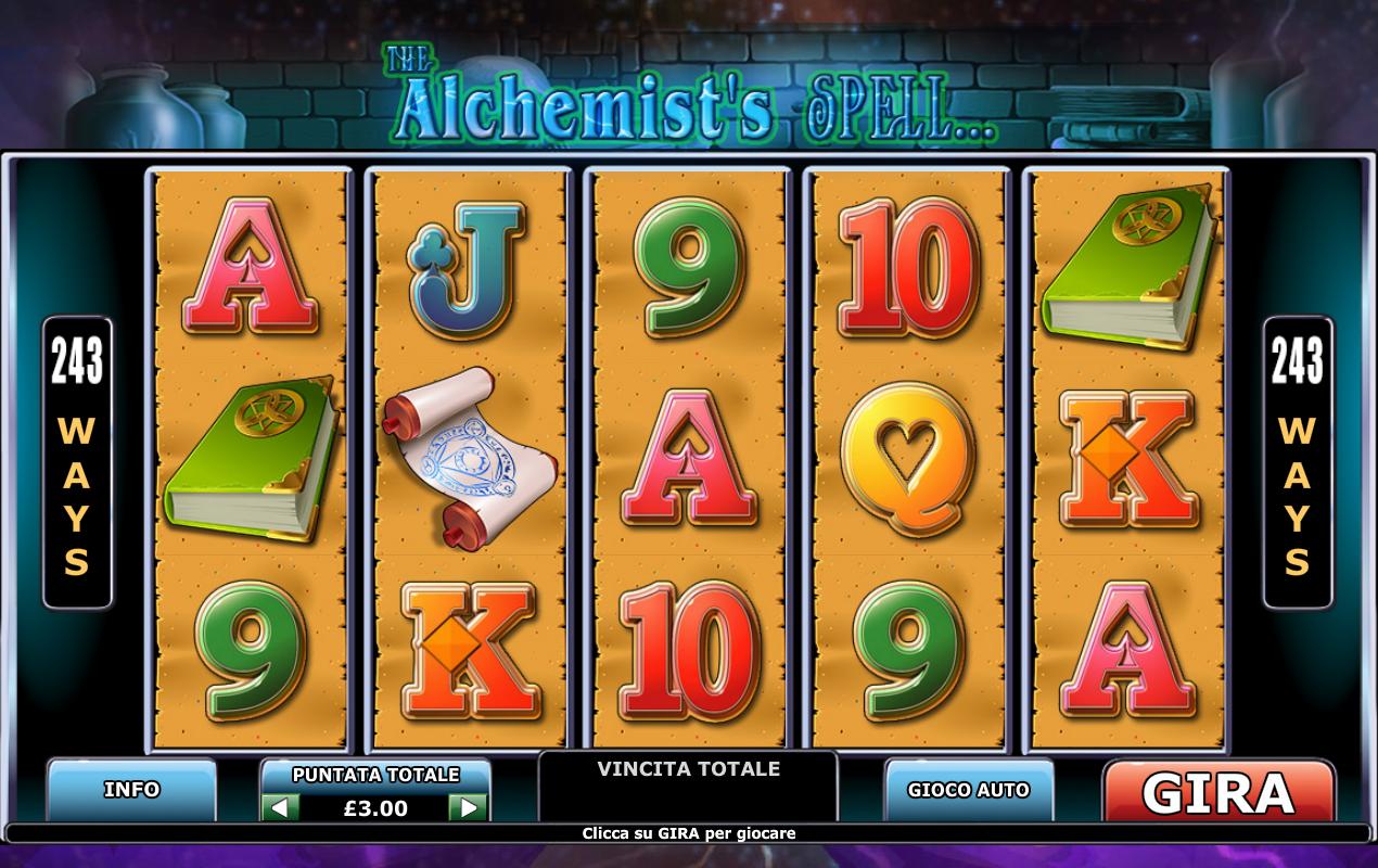 Spiele Abudance Spell - Video Slots Online