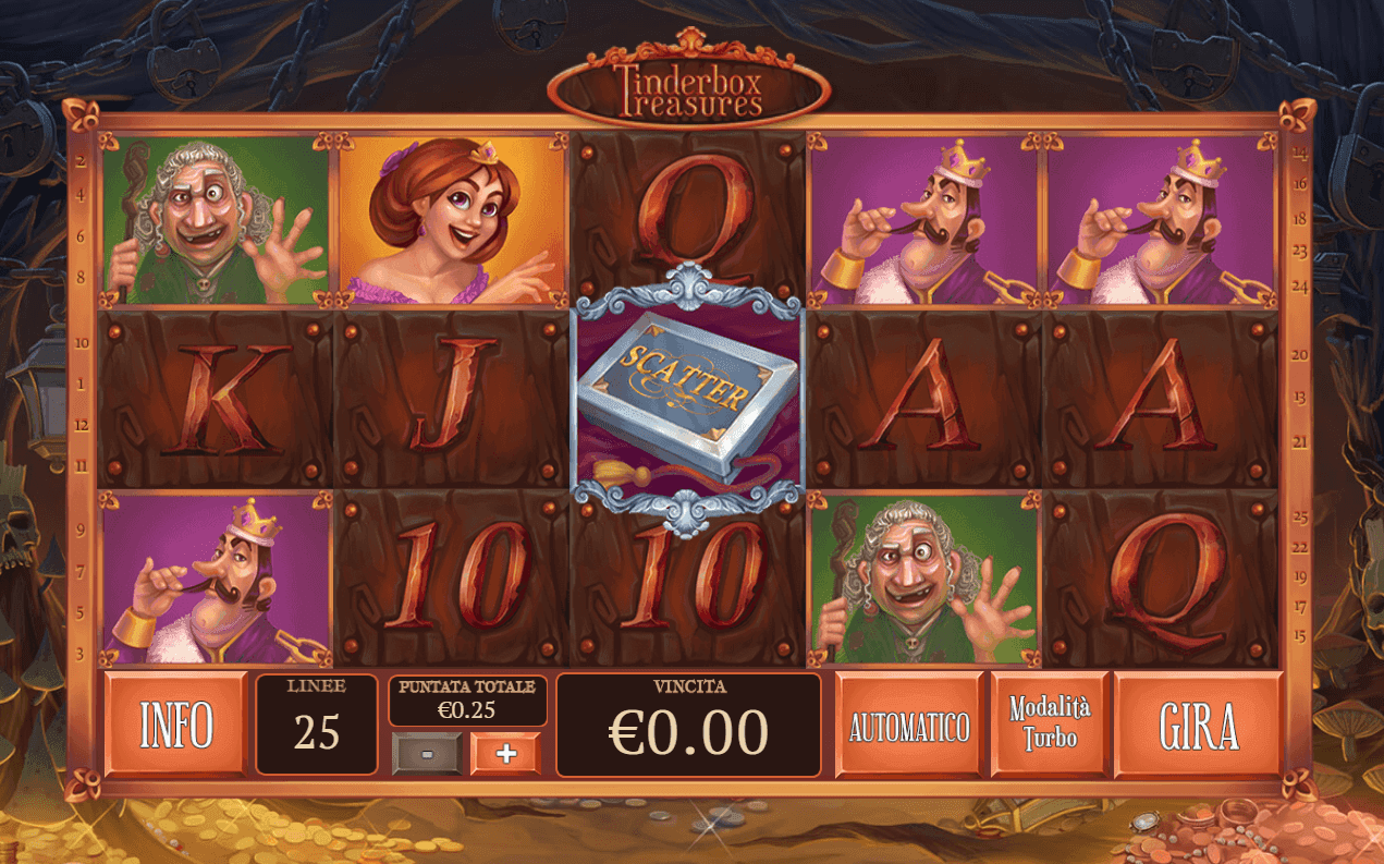 Spiele Tinderbox Treasures - Video Slots Online