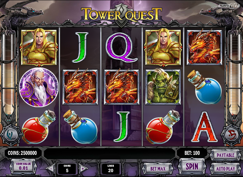 Spiele JasonS Quest - Video Slots Online