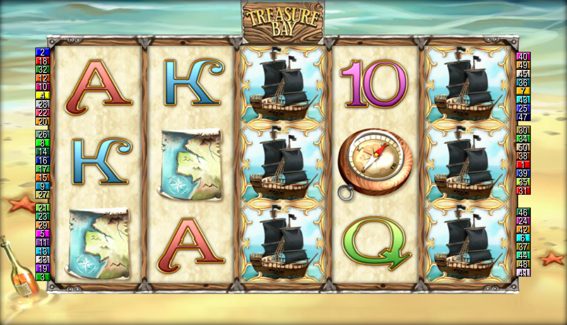 Treasure Bay - Spiele Spielautomat