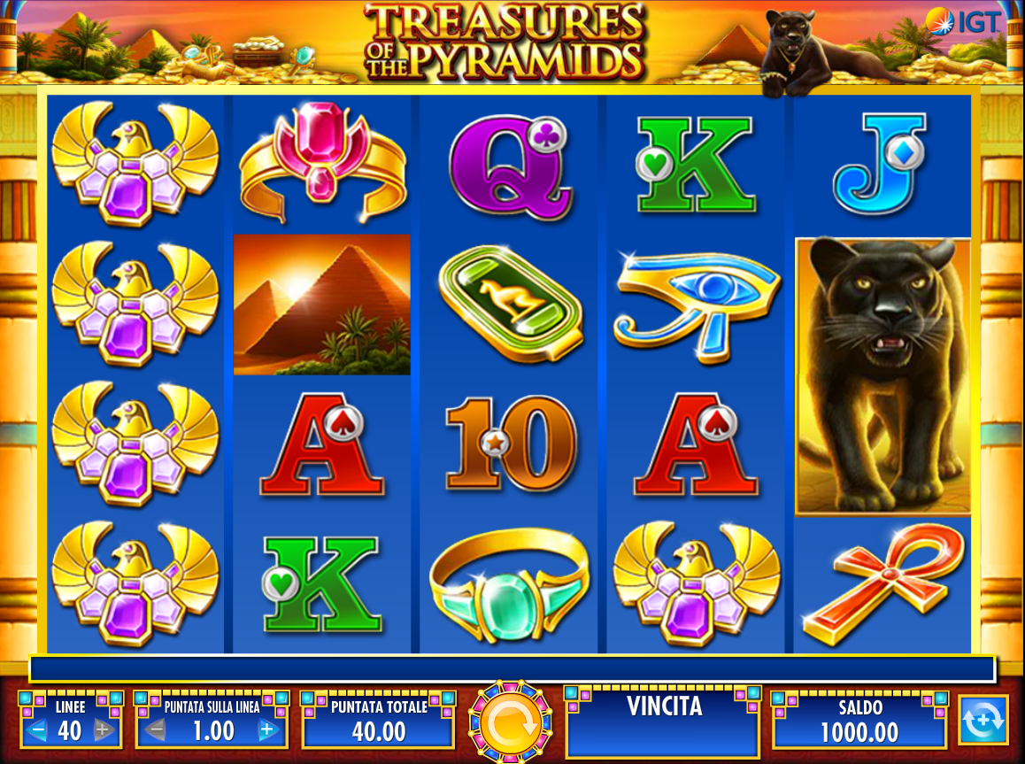 Great blue slot free play