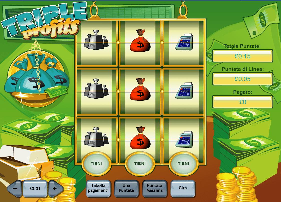 Spiele Triple Profits - Video Slots Online