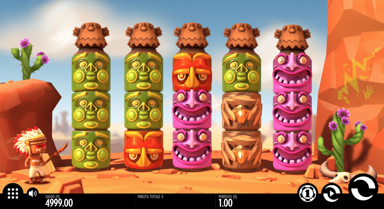 Spiele Turning Totems - Video Slots Online