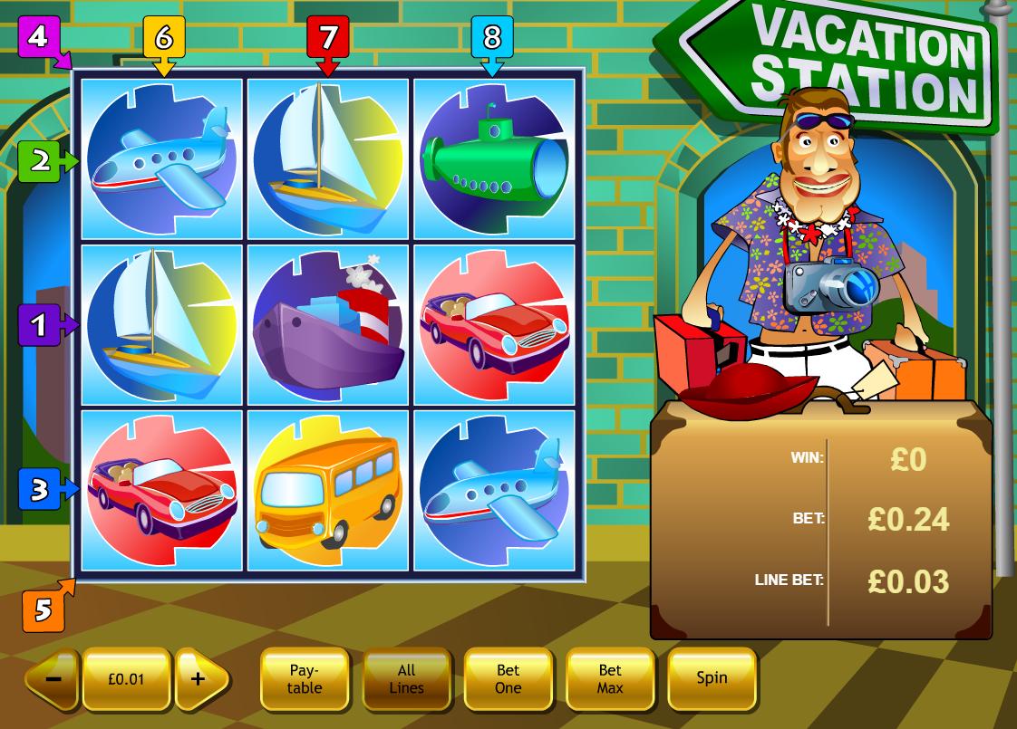 Spiele Island Vacation - Video Slots Online