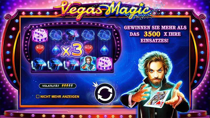 Magic Automatenspiele