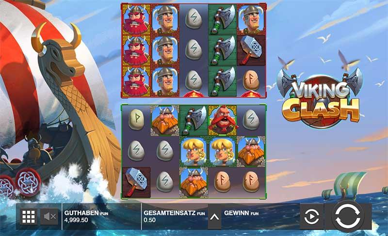 Spiele Viking Clash - Video Slots Online