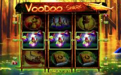Voodoo Shark Merkur spiele kostenlos