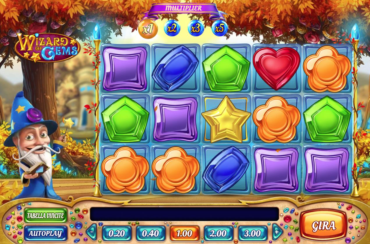 Wizard Gold Online Spielen