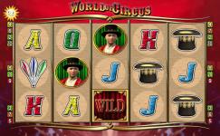 World of Circus Merkur spielautomat