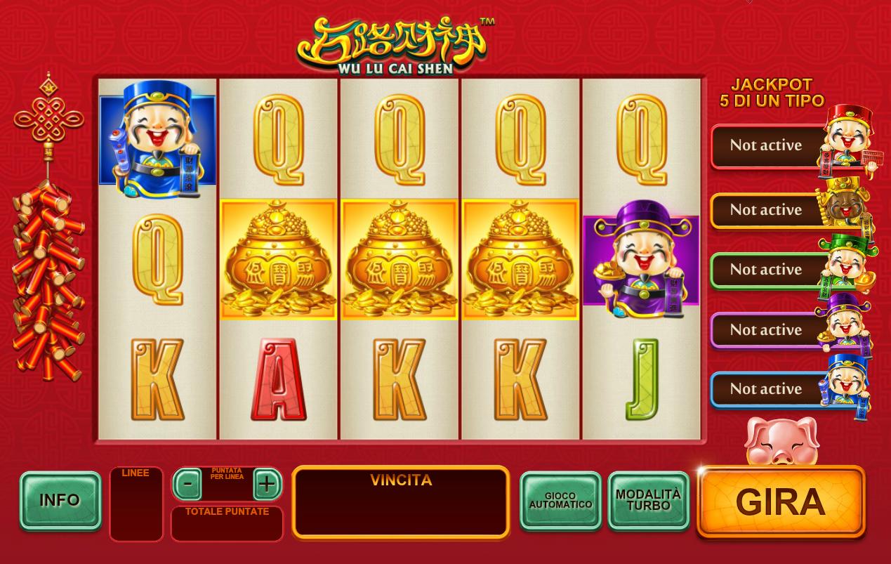 Spiele Flying Cai Shen - Video Slots Online