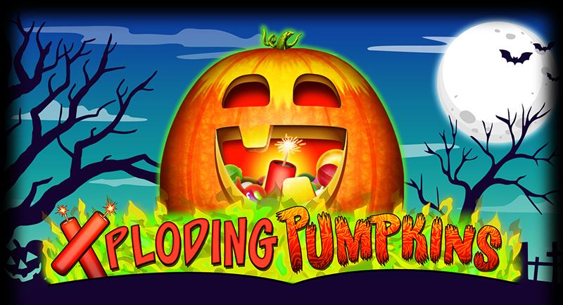 Spiele Xploding Pumpkins - Video Slots Online