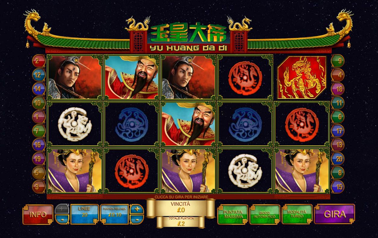 Spiele Yu Huang Da Di - Video Slots Online